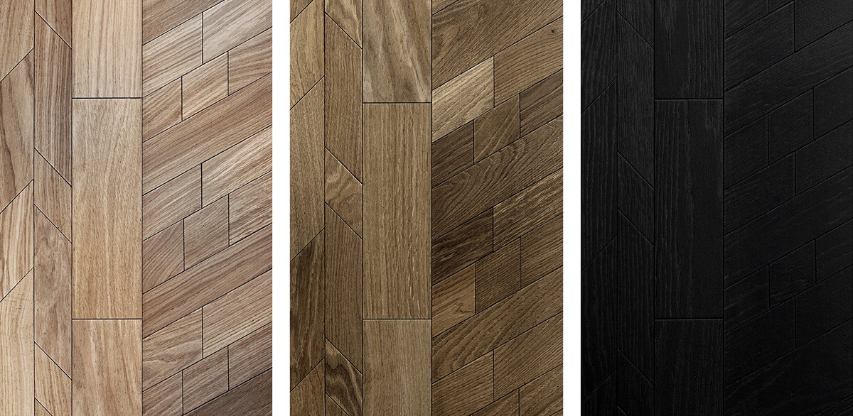 Foret Collection Flat Grain - Easy