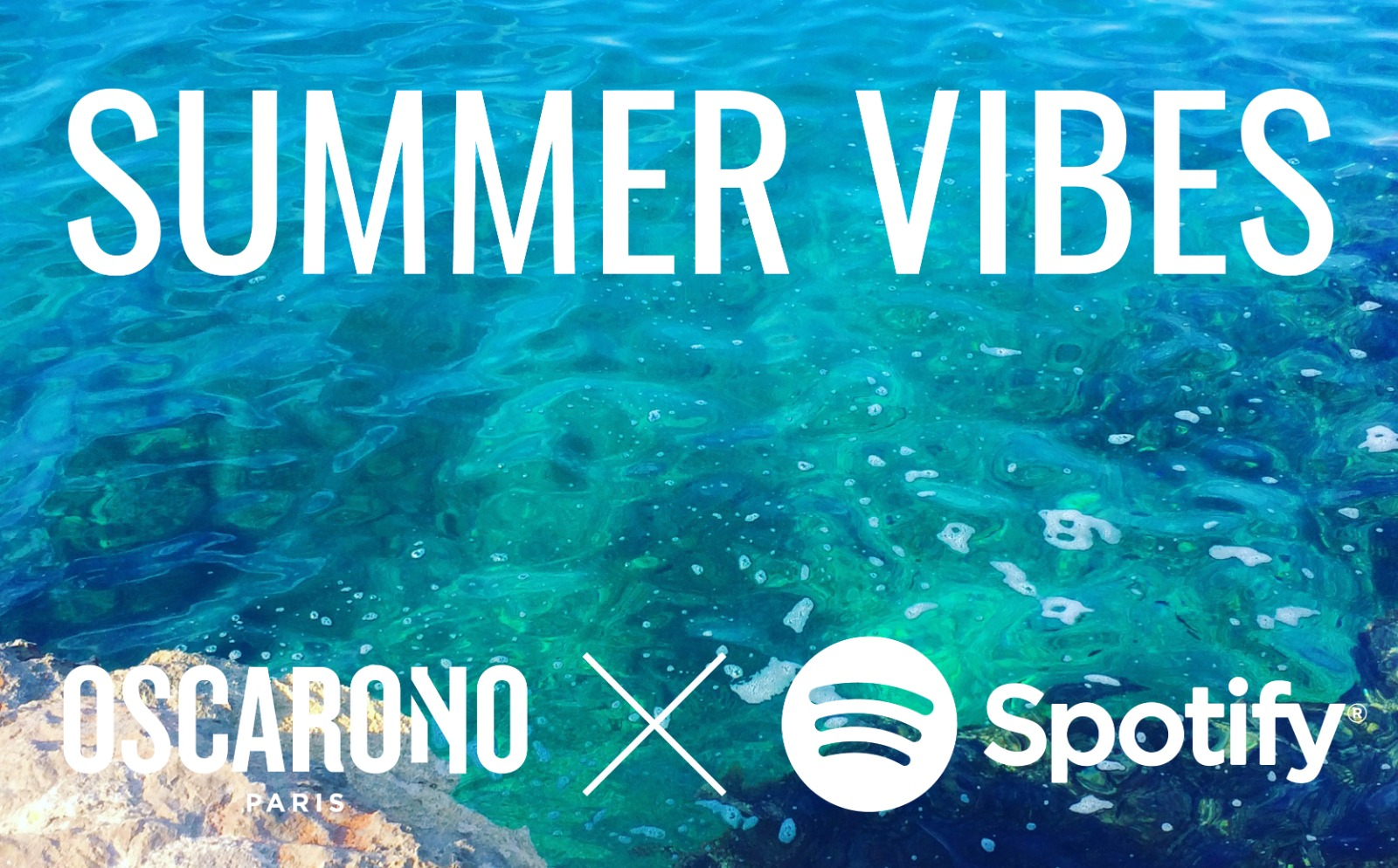 Sunny summer vibes - Oscar Ono X Spotify