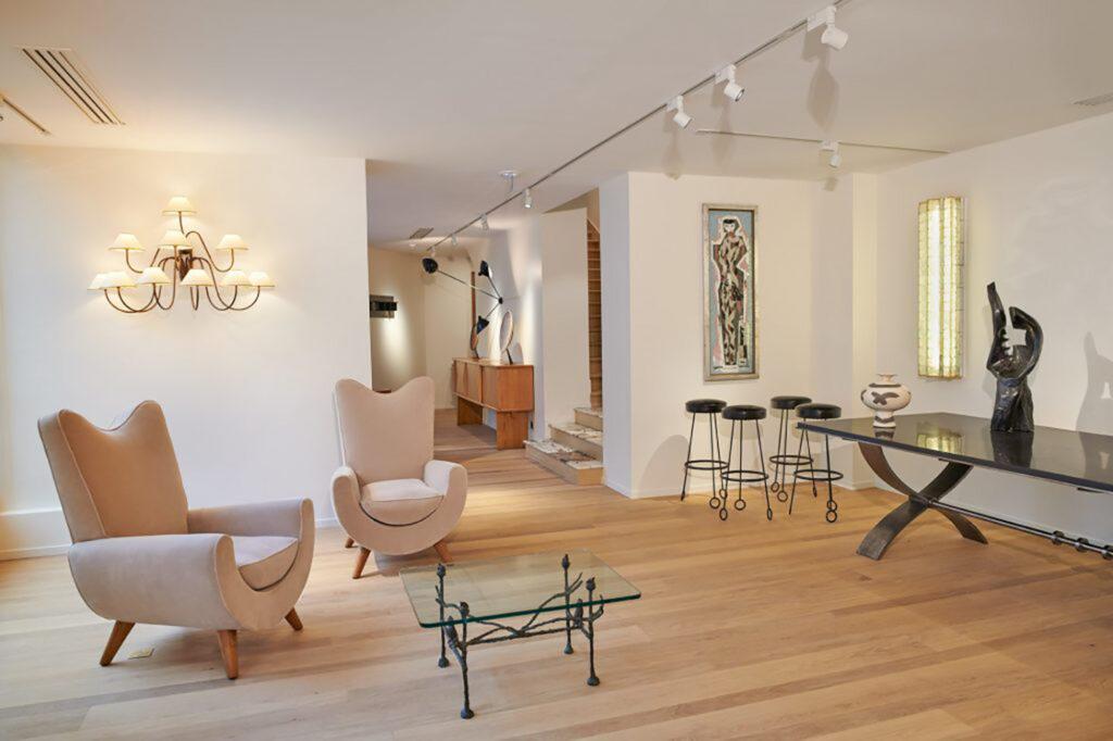 oscarono architect - classics finish naturel - project jacques lacoste
