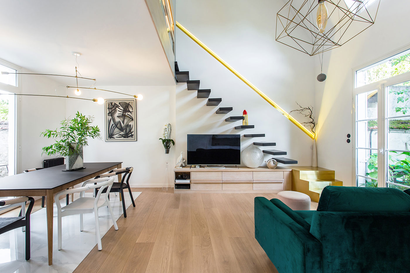Oscar Ono - Architect Vincent Morin - Classics Miel Doux - La Varenne