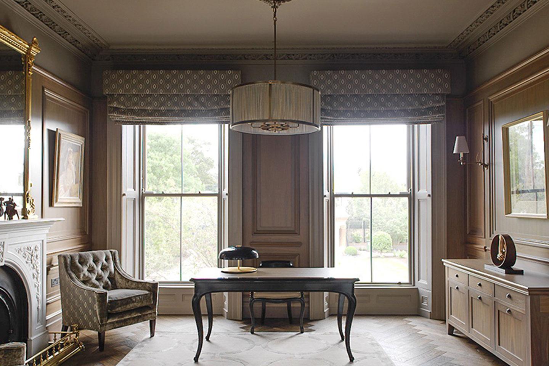 Oscarono Bogoak - Collection Classics - Finish Brun Marais- Project Private Residence - Dublin