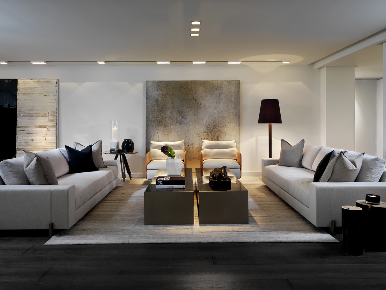 Oscarono Flooring - Collection Classics - Finish Rocher Charbon - Project Fisher Island