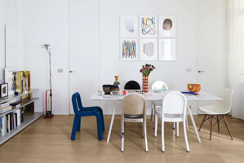 Oscarono Interiordesign - Collection Classics - Finish Miel Doux - Project Private Appartement - Rodolphe Parente