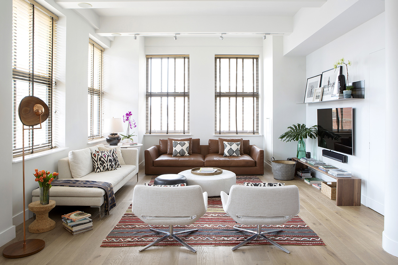 Oscarono Interiors - Collection Basics - Finish Naturel - Project Tribeca Apartment - New-York