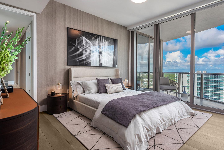 Oscarono Miami - Collection Classics - Finish Brun Doux - Project Private Appartment Graciela Dayan