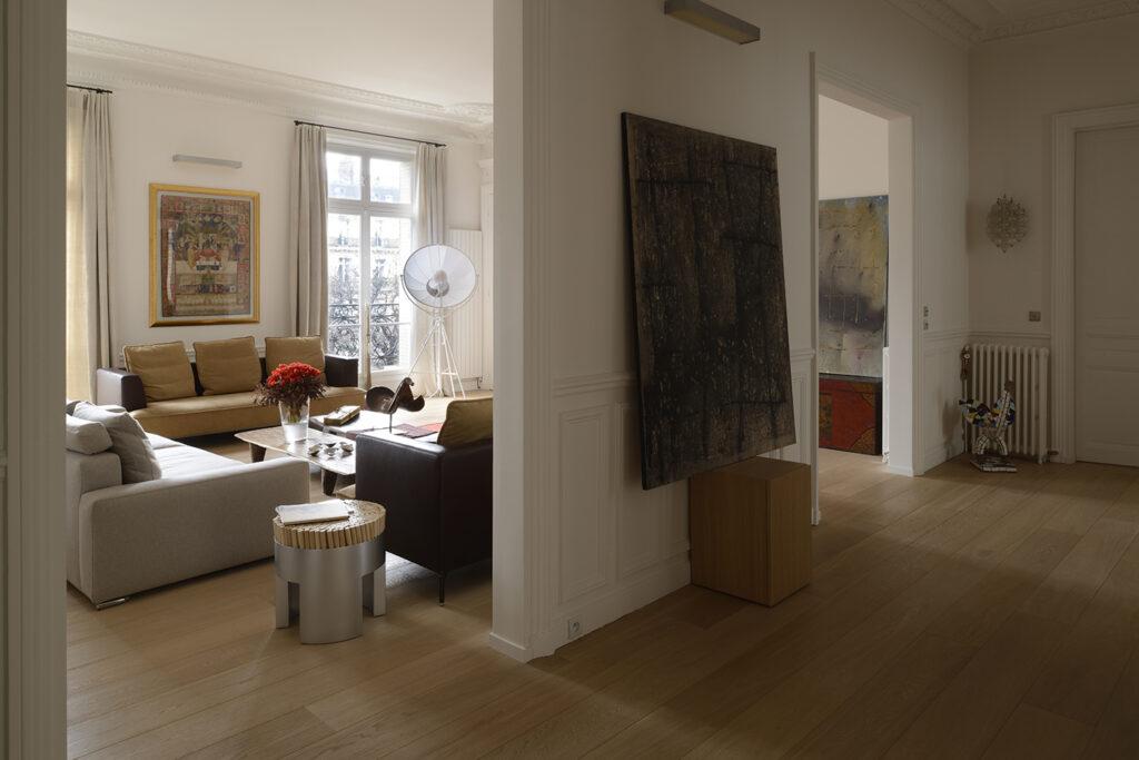 Oscarono Paris - Collection Classics - Finish Naturel - Project Mandel