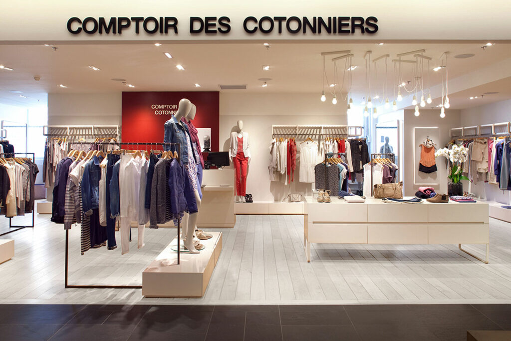 Oscarono parquet collection basics finish blanc project comptoir des cotonniers - Paris