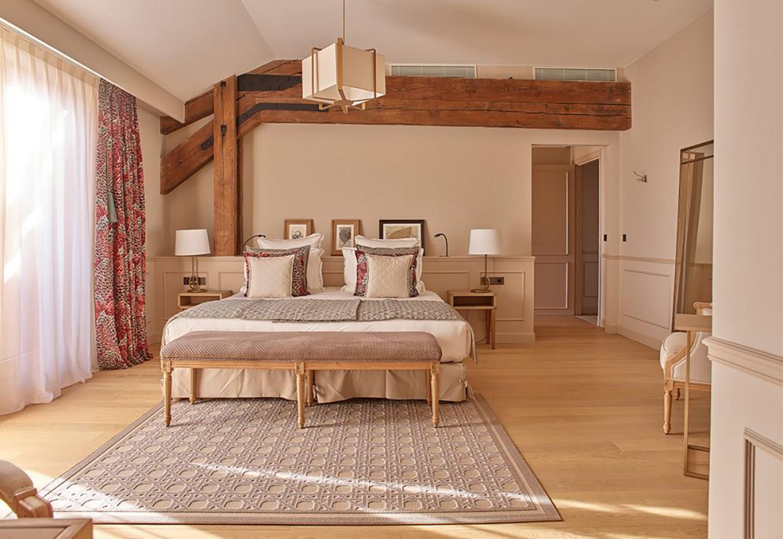 Oscarono Parquet – Collection Classics – Finish Miel Doux – Project Hotel Chais Monnet