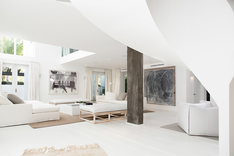 Oscarono Parquet - Collection Classics - Finish -Tout-Blanc - Project South Beach