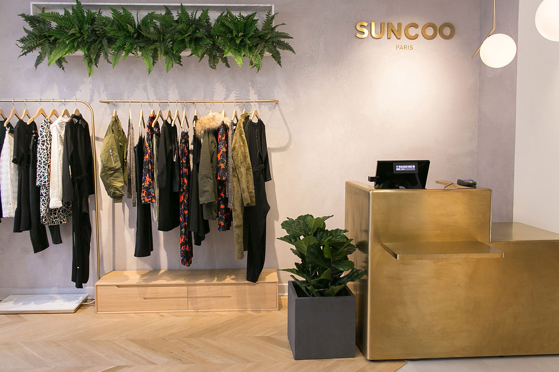 Oscarono Retaildesign - Collection Classics - Finish Miel Doux - Project Suncoo