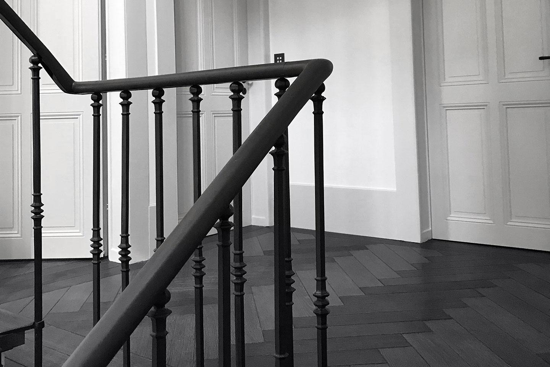 Oscarono Shou-Sugi-Ban – Collection Classics – Finish Rocher Noir – Project Private Residence – Designer Geneva