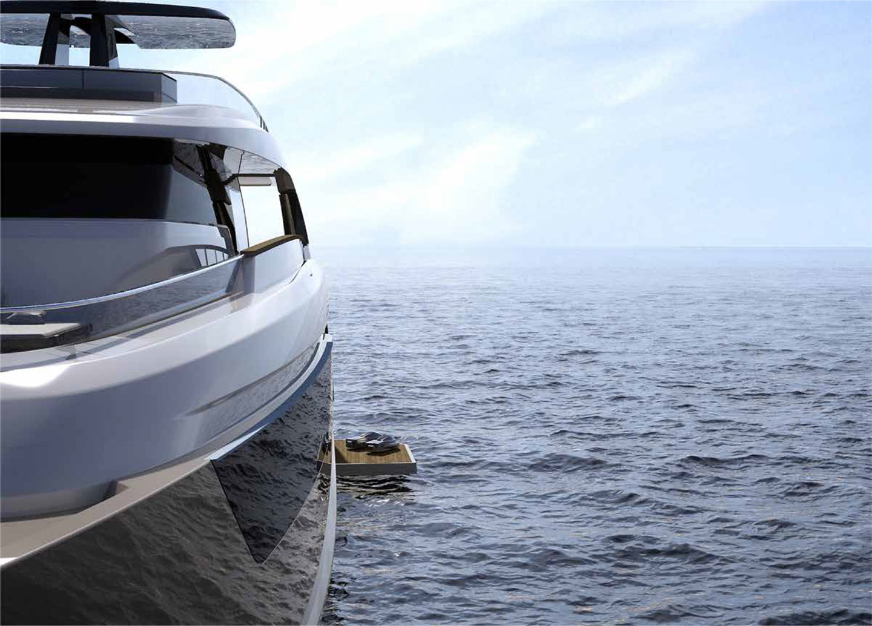 Oscarono Endgrain - Collection Foret - Raphael Navot - Yacht SD118